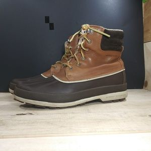 Mens sperry winter boots